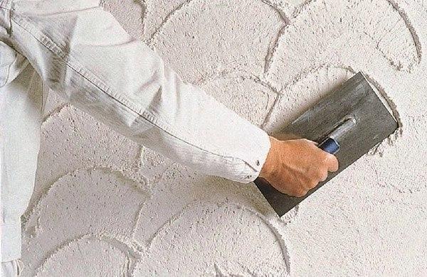 цементный или известковый раствор